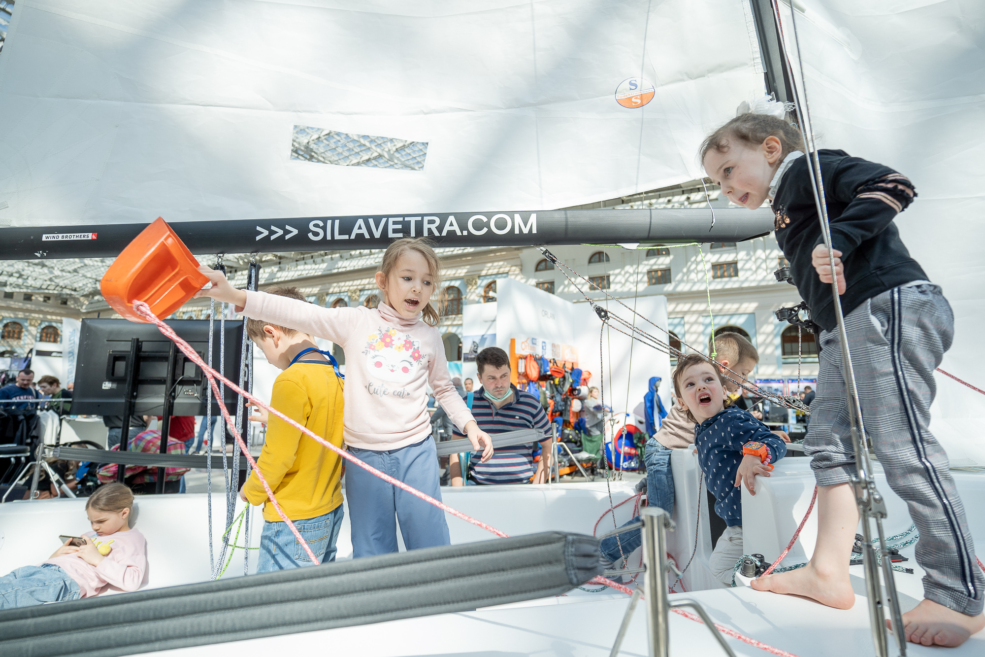 WATER SPORT SALON - Moscow Dive Show