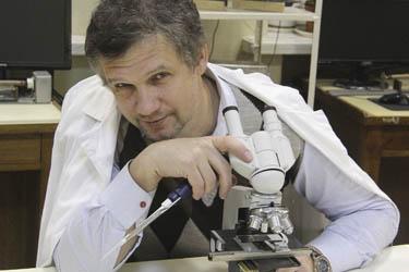 Тайна подводного мира. Лаборатория микроскопов.